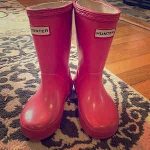 Hunter Rainboots - Toddler Girls!